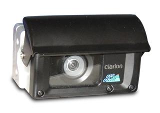 Clarion Color CCD Shuttered Camera