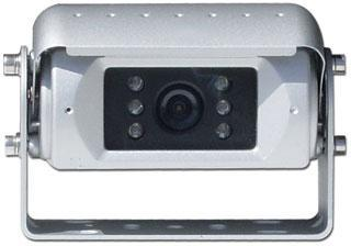 Rear Vision Shuttered Color Camera